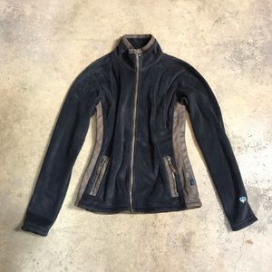 Kuhl Women's Full Zip Fleece Jacket Small